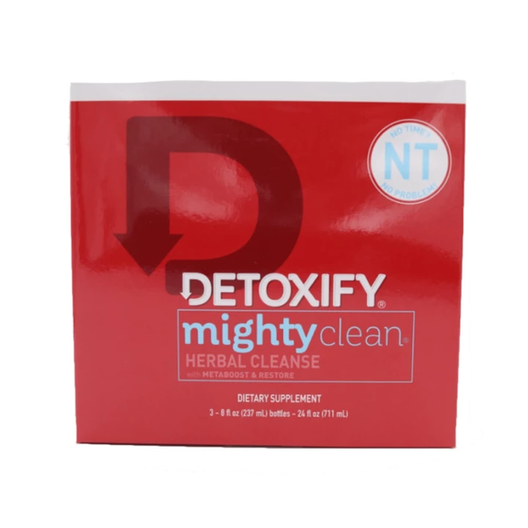 Detoxify Mighty Clean