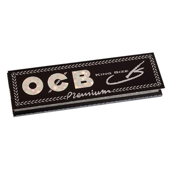 OCB Premium King Size Rolling Papers