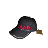 Raw Authentic Sport Hat with Raw Poker