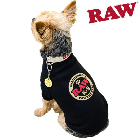 RAW Pet Ringer Shirt