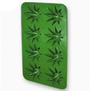 Cannabis Leaf Ice Cube Tray