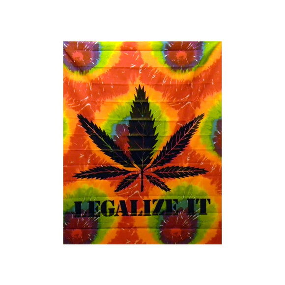 Legalize it! Decorative Tapestry