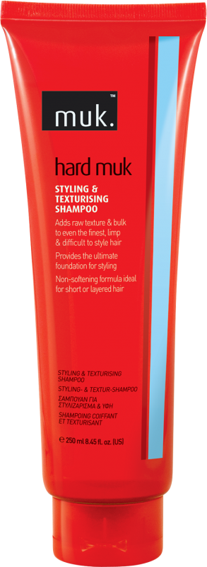 HARD MUK STYLING AND TEXTURISING SHAMPOO