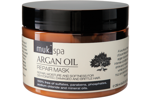 ARGAN OIL REPAIR MASK