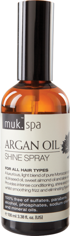 ARGAN OIL SHINE SPRAY