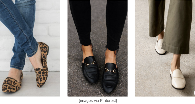 Trending now... LOAFERS
