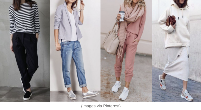 loungewear fashion