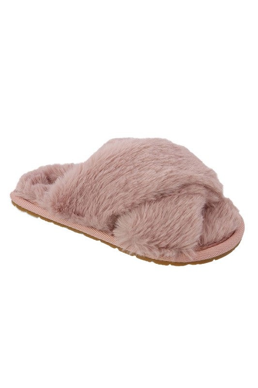 Lets Get Cozy House Slippers