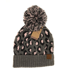 Load image into Gallery viewer, C.C Beanie Soft Leopard Knit Beanie