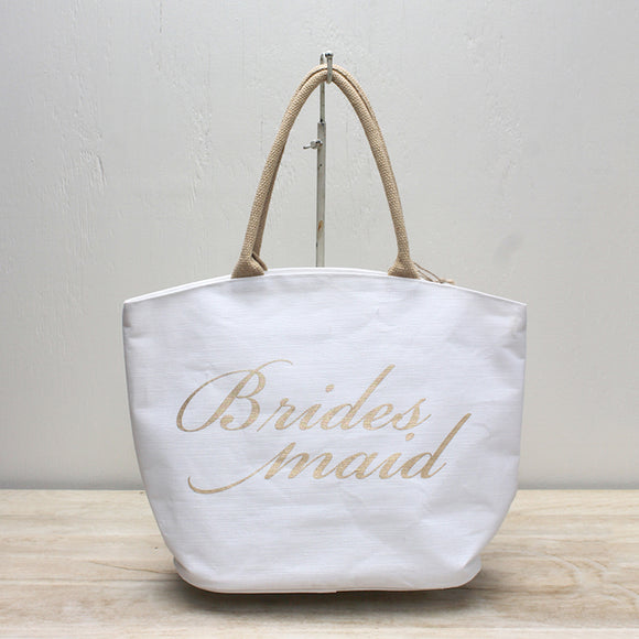 Bridesmaid Arch Top Tote