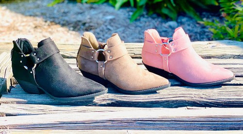Fall Is Approaching Booties