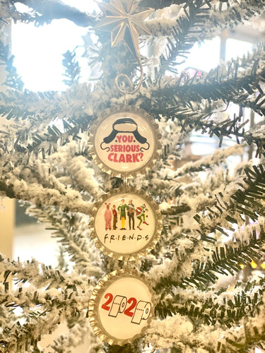 Rural Livin' Christmas Ornaments