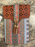 Aztec Cellphone Cross body Bag