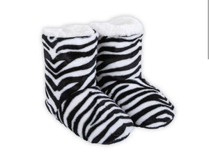 Striped Pattern Slippers