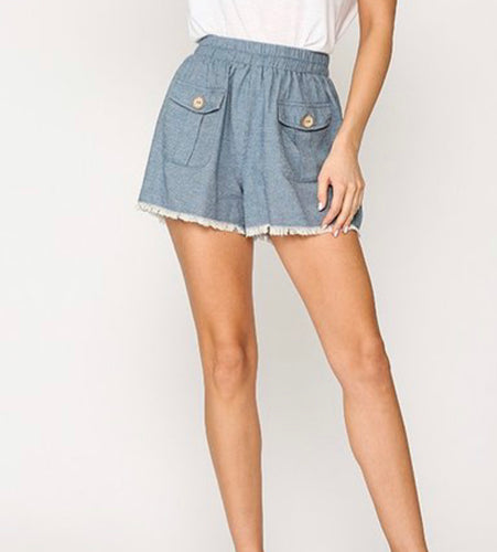 Rustic Vibes Shorts