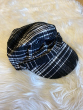 Load image into Gallery viewer, Plaid Cadet Cap