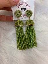 Load image into Gallery viewer, Beaded Earrings