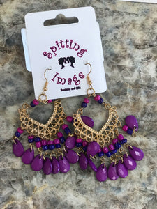 Jeweled Earrings