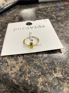 Puravida Pineapple Ring