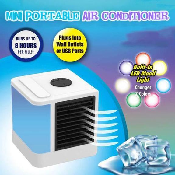 (Hot selling 1000 items )2019 New Air Cooler Arctic- Air Personal Space Cooler
