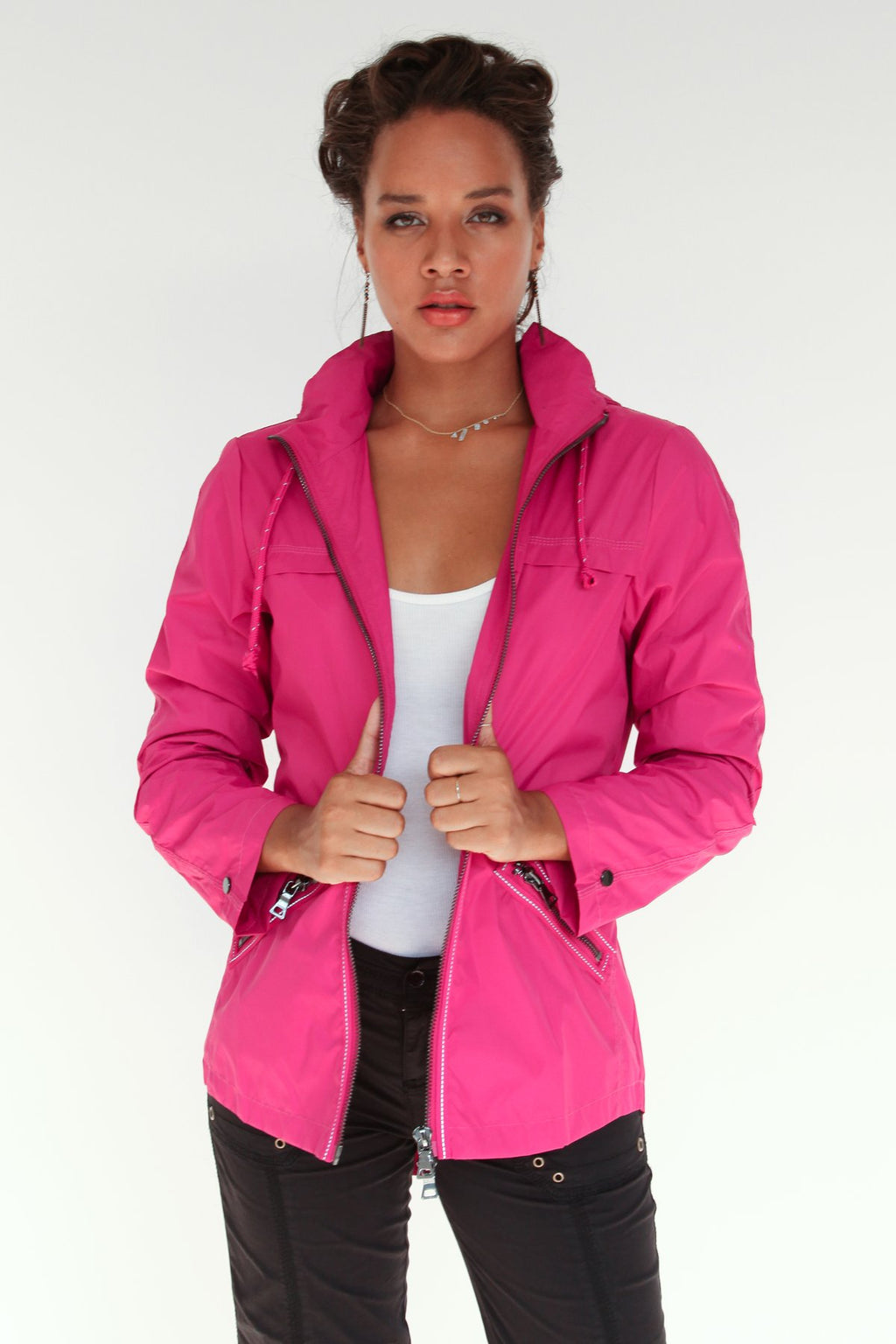 Waterproof Windbreaker
