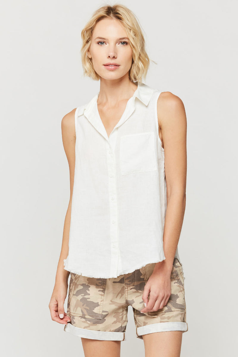 Ambrosia Sleeveless Shirt