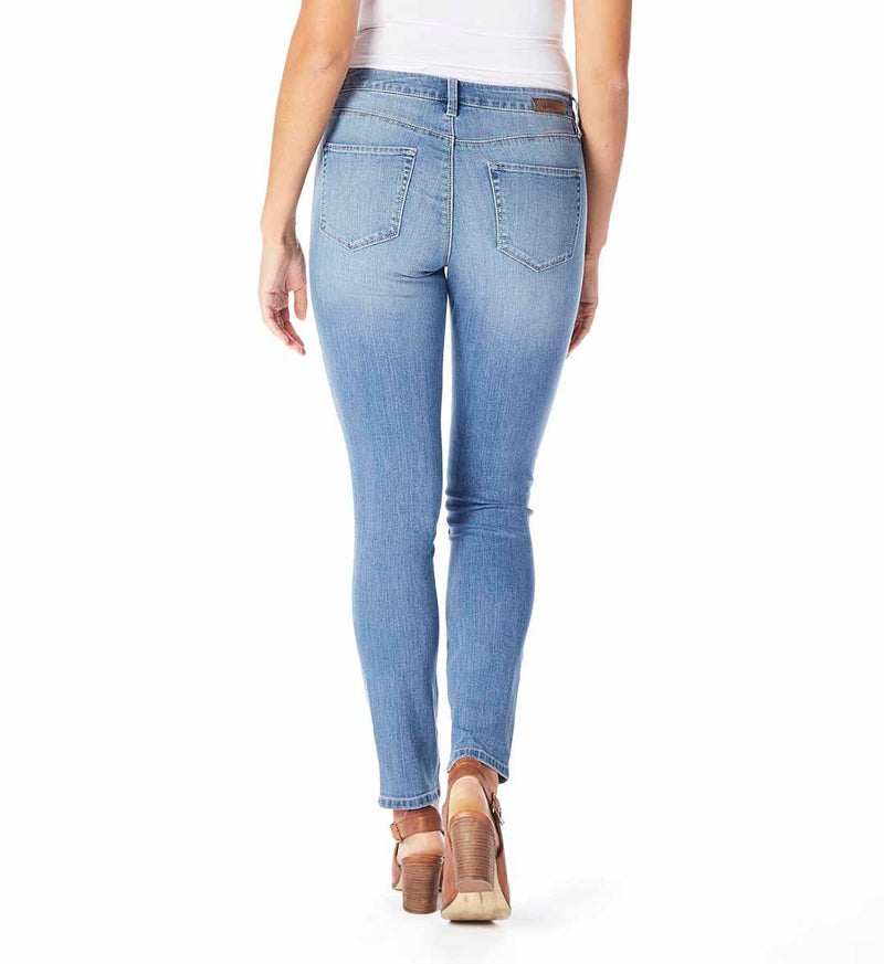 Sheridan Skinny Embroidered Jean