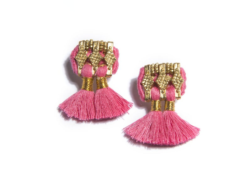 Saddie Tassel Earrings