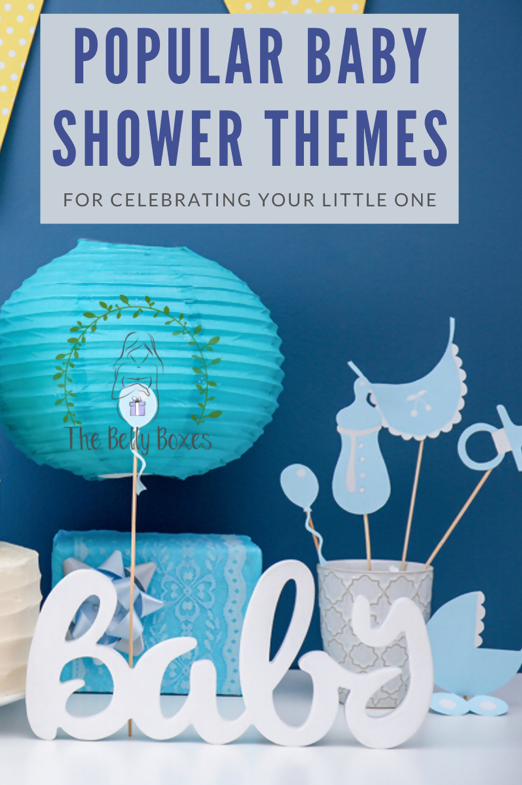 Popular Baby Shower Themes for Celebrating Your Little One