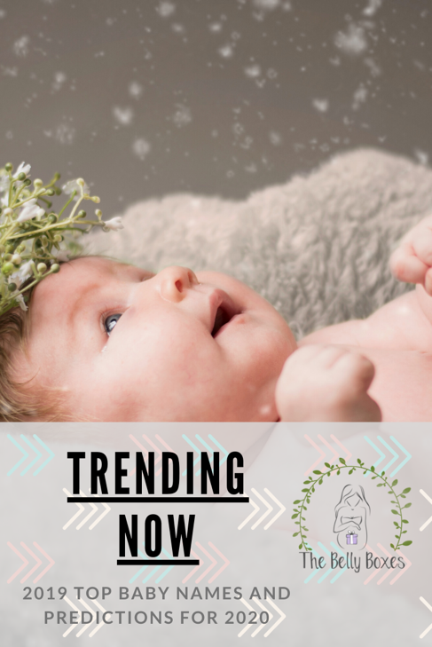 Trending Now: 2019 Top Baby Names and Predictions for 2020