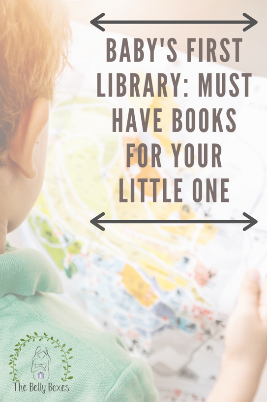 Baby's First Library: Must-Have Books for your Little One