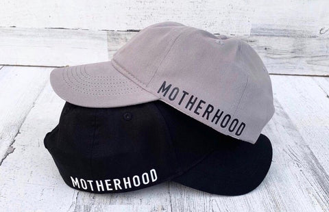 MOTHERHOOD baseball cap
