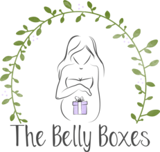 The Belly Boxes Pregnancy Subscription Logo