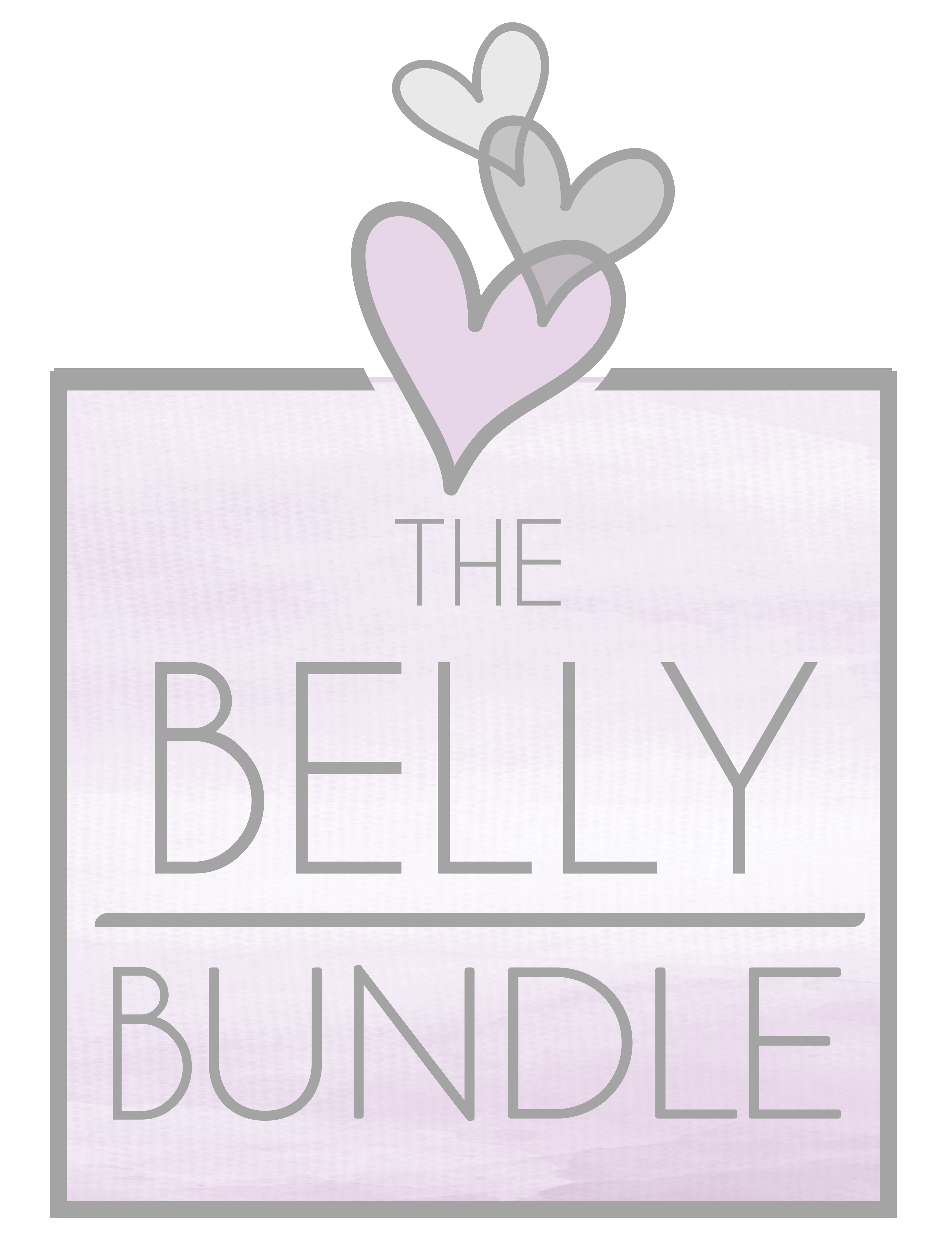 The Belly Bundle Pregnancy Subscription Logo