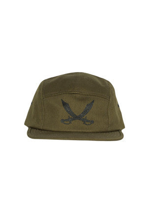 Swords Jockey Cap