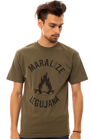 Maralize Legujana in Forest Green