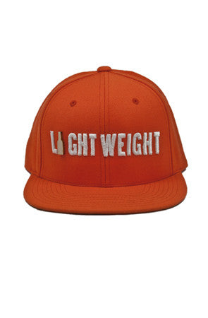 Marillest Light Weight Snapback in Orange
