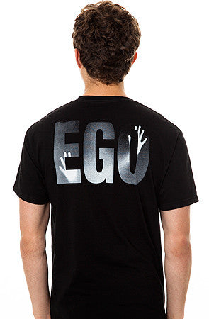 "Trapped Behind The ""Ego"""