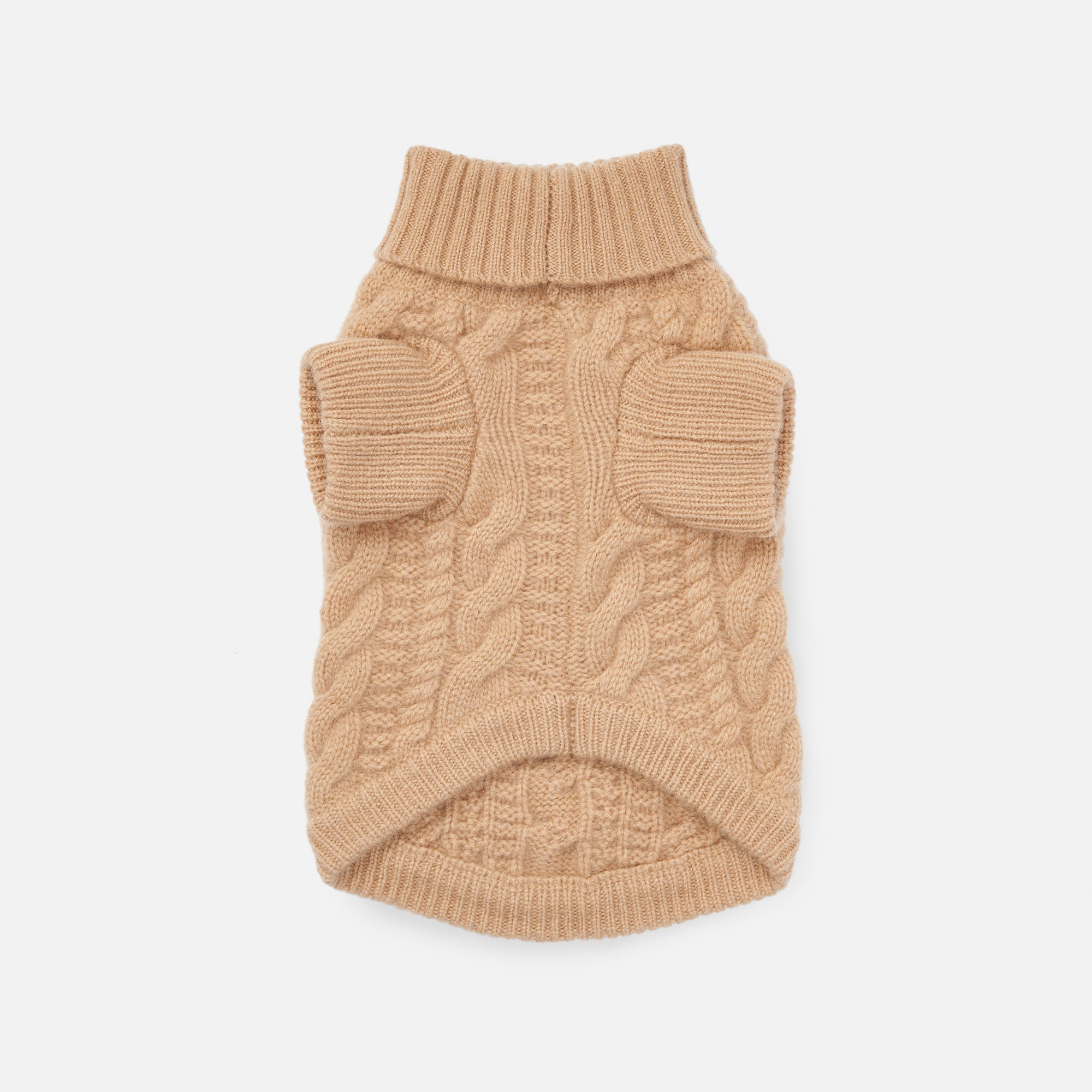 Camel Fido Turtleneck