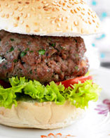 Garlic & Herb Burger Mix