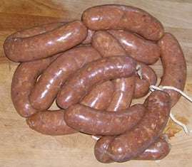 Greek Island Lamb Sausage