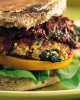 Mediterranean Burger Mix