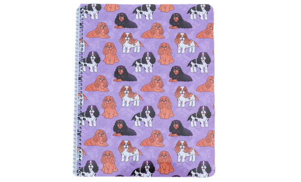 Cavalier King Charles Spaniel Notebook