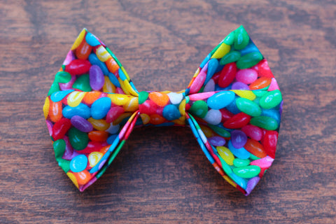 Jelly Bean Bow Tie