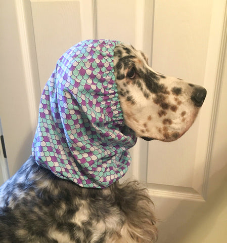 Mermaid Dog Snood