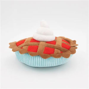 ZippyPaws Pumpkin Pie Dog Toy