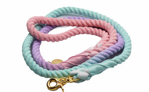 Ombre Dog Rope Leash