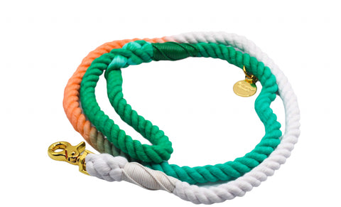 Beach Ombre Dog Rope Leash