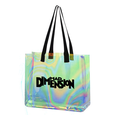 cabas totebag sac iridescent Mad Dimension