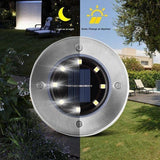 Smart lights™ solar powered lights solar lights led flower garden trendyoutfiters